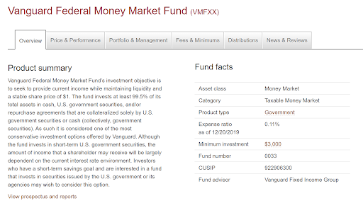 Settlement Fund Description